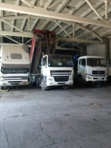 Ремонт грузовых автомобилей в Симферополе